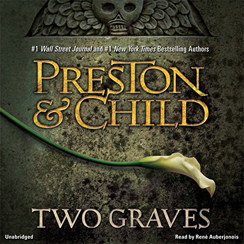 Two Graves audiobook cover art