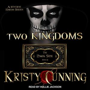 Two Kingdoms audiobook cover art