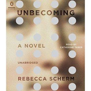 Unbecoming audiobook cover art