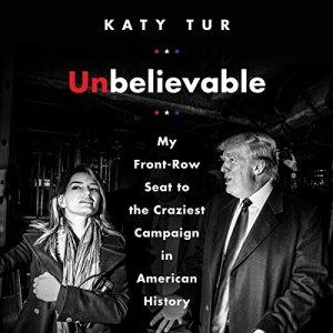 Unbelievable audiobook cover art