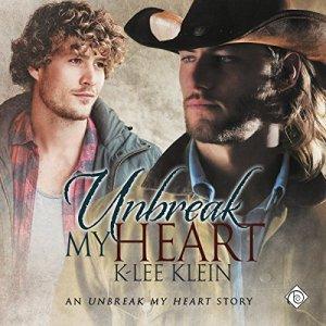 Unbreak My Heart audiobook cover art