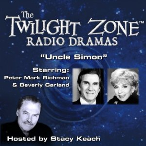 Uncle Simon audiobook cover art