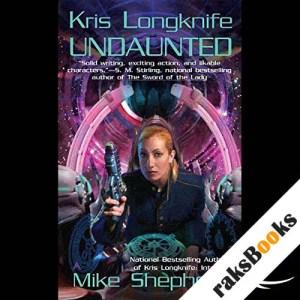 Undaunted audiobook cover art