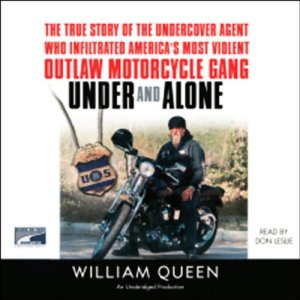 Under and Alone audiobook cover art