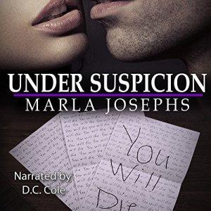 Under Suspicion audiobook cover art