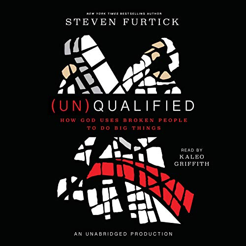 (Un)Qualified audiobook cover art