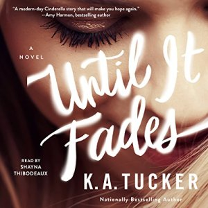 Until It Fades audiobook cover art