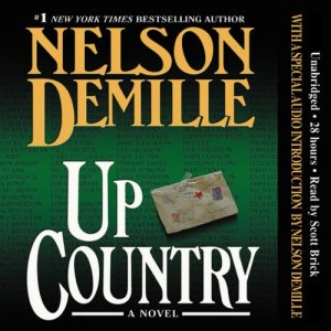 Up Country audiobook cover art