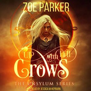 Up with the Crows audiobook cover art
