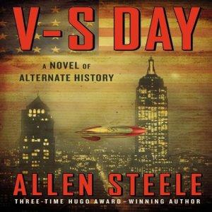 V-S Day audiobook cover art