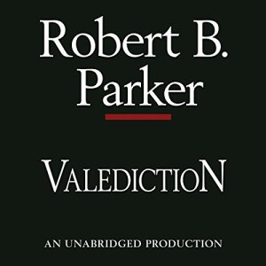 Valediction audiobook cover art