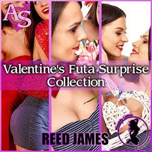 Valentine's Futa Surprise Collection audiobook cover art