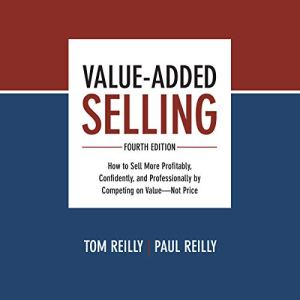 Value-Added Selling, Fourth Edition audiobook cover art