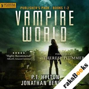 Vampire World: Publisher's Pack audiobook cover art