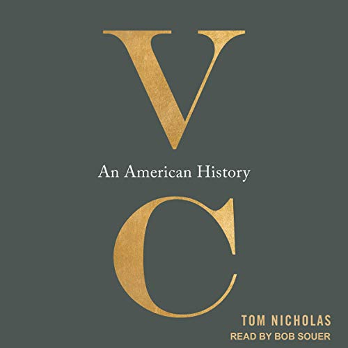 VC audiobook cover art