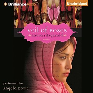 Veil of Roses audiobook cover art