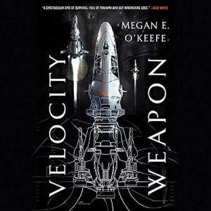 Velocity Weapon audiobook cover art