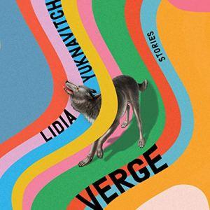 Verge audiobook cover art