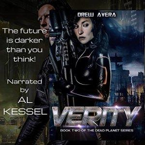 Verity audiobook cover art