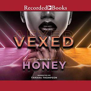 Vexed audiobook cover art