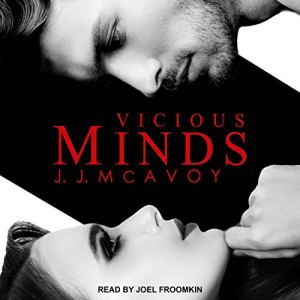 Vicious Minds: Part 1 audiobook cover art