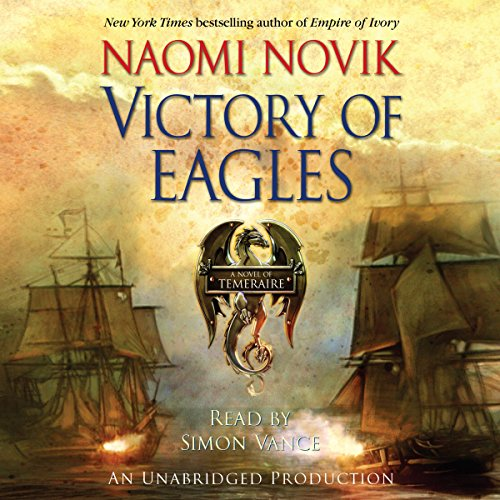 Victory of Eagles audiobook cover art