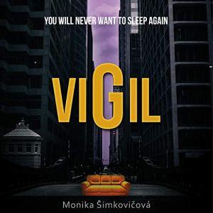 Vigil audiobook cover art