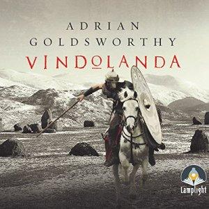 Vindolanda audiobook cover art