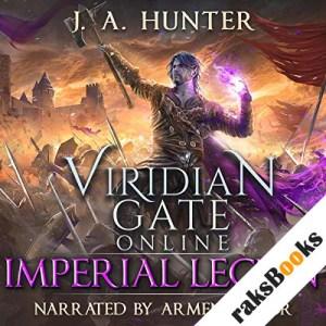 Viridian Gate Online: Imperial Legion audiobook cover art