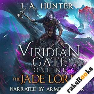 Viridian Gate Online: The Jade Lord: A litRPG Adventure audiobook cover art