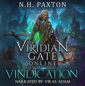 Viridian Gate Online: Vindication audiobook cover art