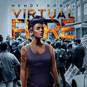 Virtual Fire audiobook cover art