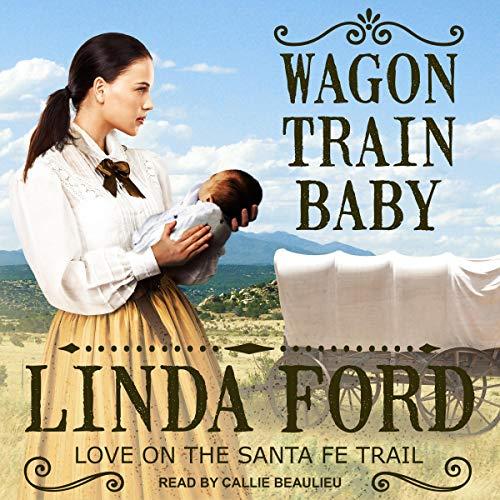 Wagon Train Baby audiobook cover art