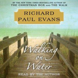 Walking on Water audiobook cover art