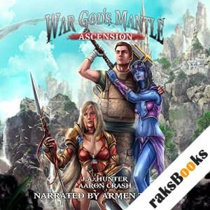 War God's Mantle: Ascension audiobook cover art