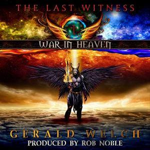 War in Heaven audiobook cover art