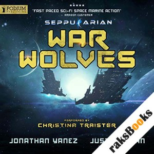 War Wolves audiobook cover art
