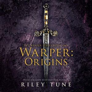 Warper: Origins audiobook cover art