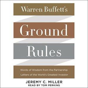 Warren Buffett's Ground Rules audiobook cover art