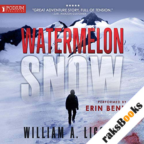 Watermelon Snow audiobook cover art