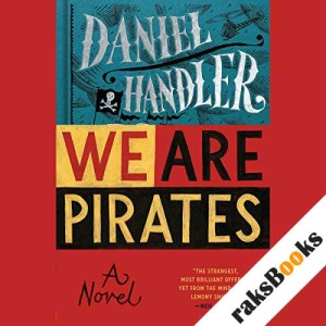 We Are Pirates audiobook cover art