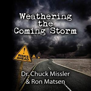 Weathering the Coming Storm audiobook cover art