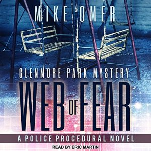 Web of Fear audiobook cover art