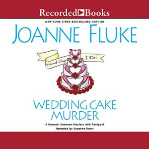 Wedding Cake Murder audiobook cover art
