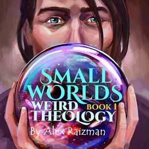 Weird Theology audiobook cover art