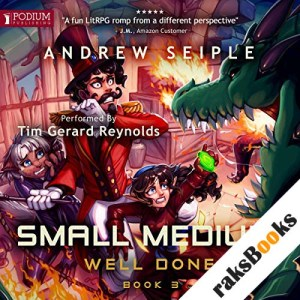 Well Done audiobook cover art