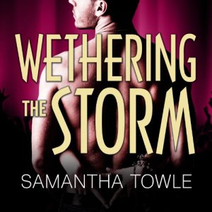 Wethering the Storm audiobook cover art