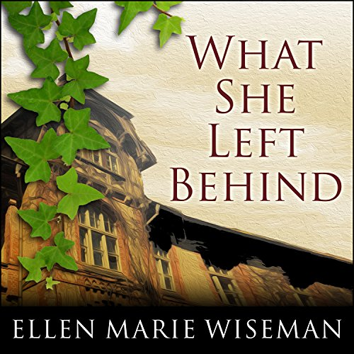 What She Left Behind audiobook cover art