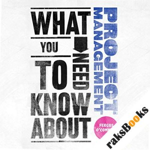 What You Need to Know About: Project Management audiobook cover art