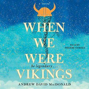 When We Were Vikings audiobook cover art